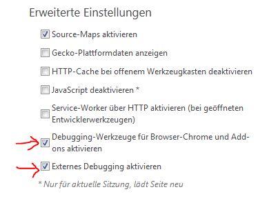Firefox heller hintergrund